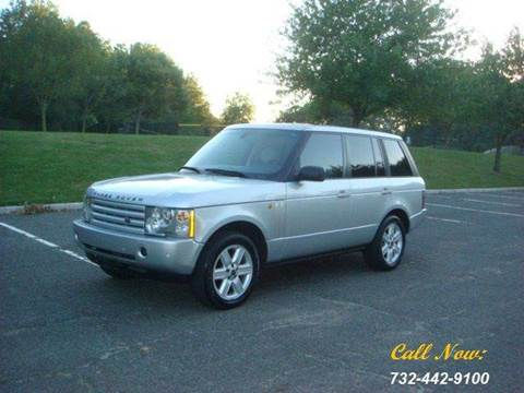 2004 Land Rover Range Rover for sale in Perth Amboy, NJ