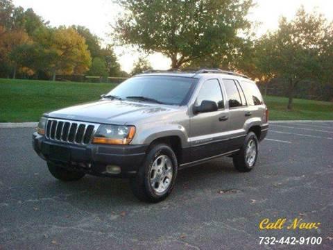 2001 Jeep Grand Cherokee for sale in Perth Amboy, NJ