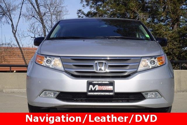 2012 Honda Odyssey Touring Elite 4dr Mini-Van - Walnut Creek CA