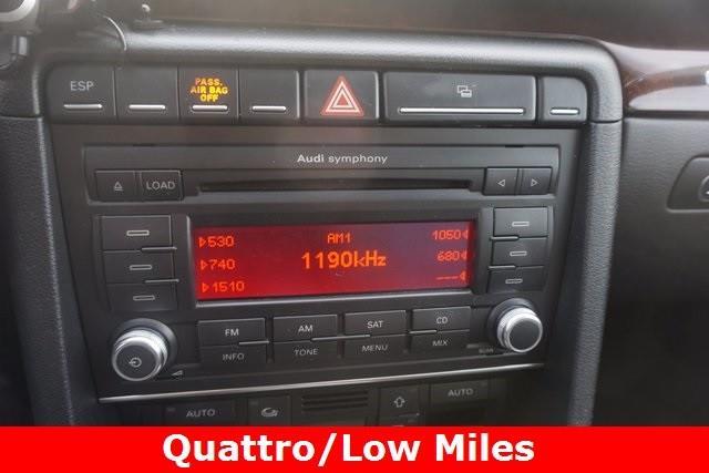 2007 Audi A4 AWD 3.2 quattro 4dr Sedan (3.1L V6 6A) - Walnut Creek CA