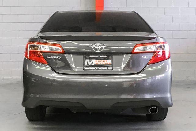 2014 Toyota Camry SE 4dr Sedan - Walnut Creek CA