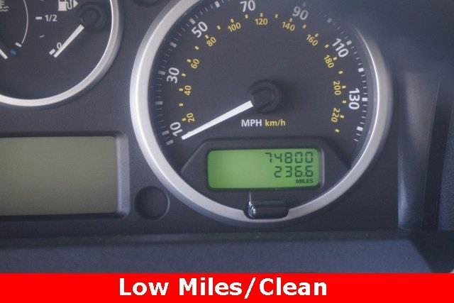 2009 Land Rover Range Rover Sport 4x4 HSE 4dr SUV - Walnut Creek CA