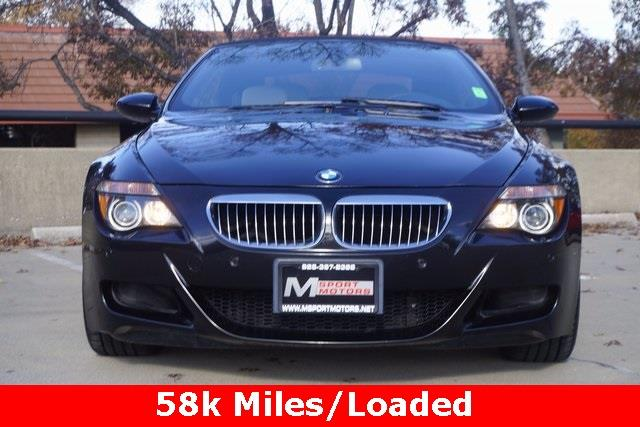 2007 BMW M6  - Walnut Creek CA