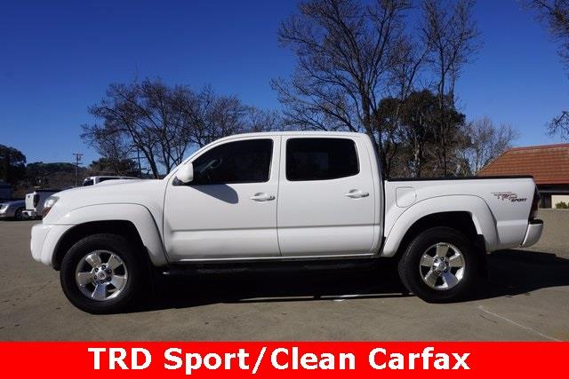 2011 Toyota Tacoma 4x2 PreRunner V6 4dr Double Cab 5.0 ft SB 5A - Walnut Creek CA