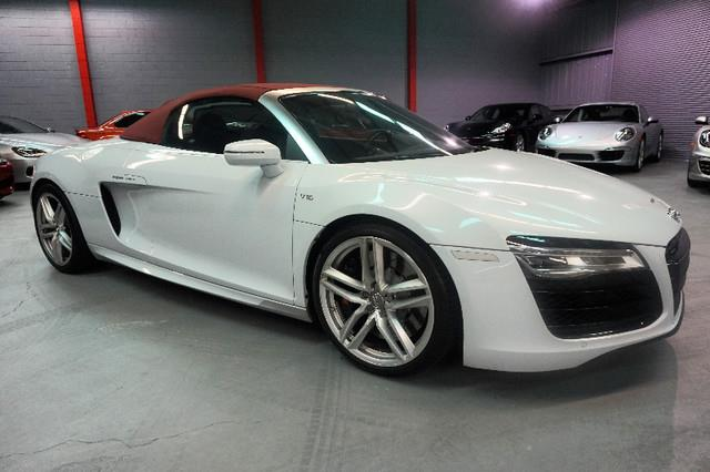 2014 audi r8 awd 5 2 quattro spyder 2dr convertible 7a in walnut creek. Cars Review. Best American Auto & Cars Review