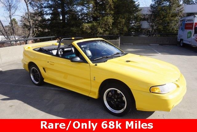 1998 Ford Mustang SVT Cobra Cobra - Walnut Creek CA