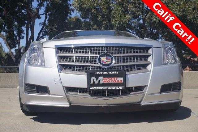 2011 Cadillac CTS 3.6L 2dr Coupe - Walnut Creek CA