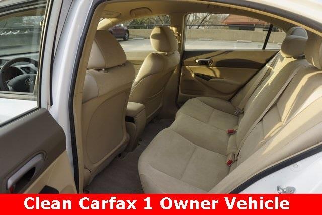 2007 Honda Civic LX 4dr Sedan (1.8L I4 5A) - Walnut Creek CA