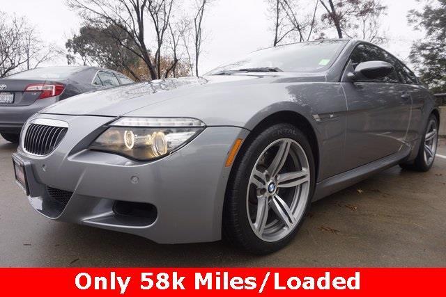 2008 BMW M6  - Walnut Creek CA