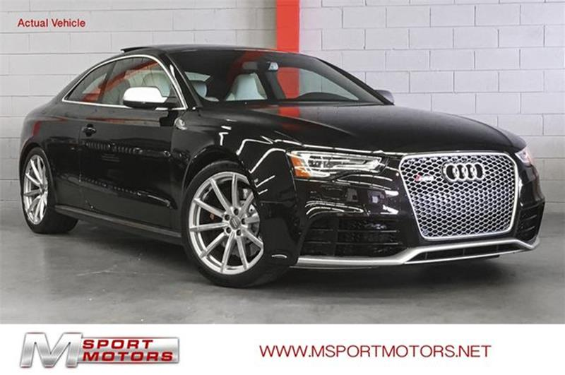 2014 Audi RS 5 For Sale In Walnut Creek, CA