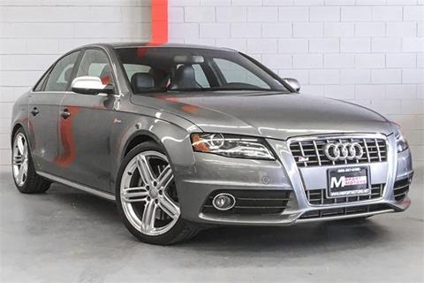 2012 Audi S4 for sale in Walnut Creek, CA