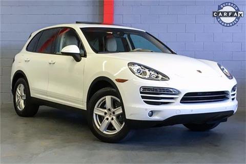2012 Porsche Cayenne for sale in Walnut Creek, CA