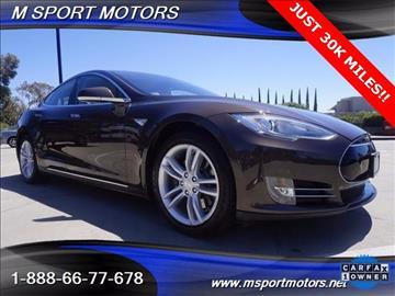 2013 Tesla Model S for sale in Walnut Creek, CA