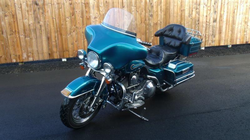 1995 Harley-Davidson FLHT CLASSIC