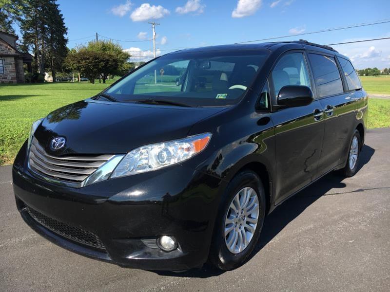 Toyota sienna for sale in ephrata pa for Pine tree motors ephrata pa