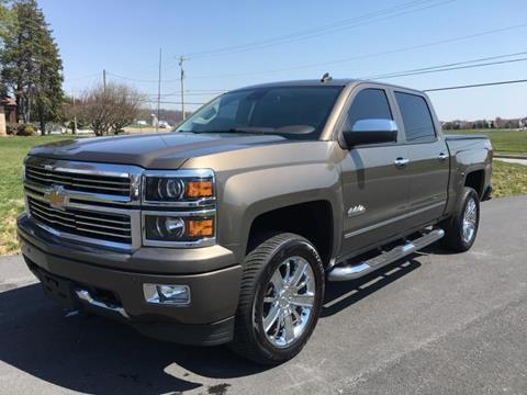 Chevrolet trucks for sale in ephrata pa for Pine tree motors ephrata pa