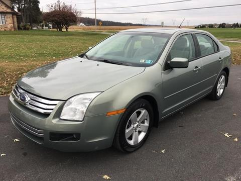 Used 2008 ford fusion for sale in pennsylvania for Pine tree motors ephrata pa