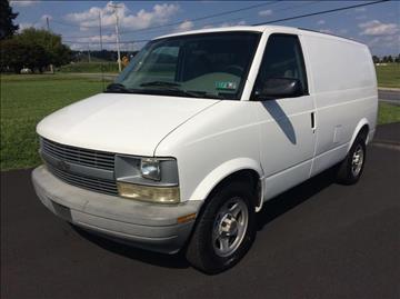 Chevrolet astro cargo for sale oklahoma for Pine tree motors ephrata pa