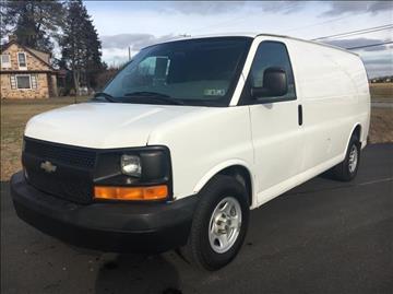 Used cargo vans for sale ephrata pa for Pine tree motors ephrata pa
