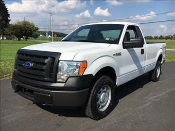 2010 Ford F-150 for sale in Ephrata, PA