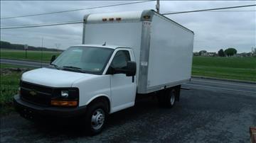 Chevrolet express cutaway for sale pennsylvania for Pine tree motors ephrata pa