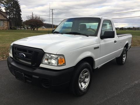 used ford ranger for sale in pennsylvania