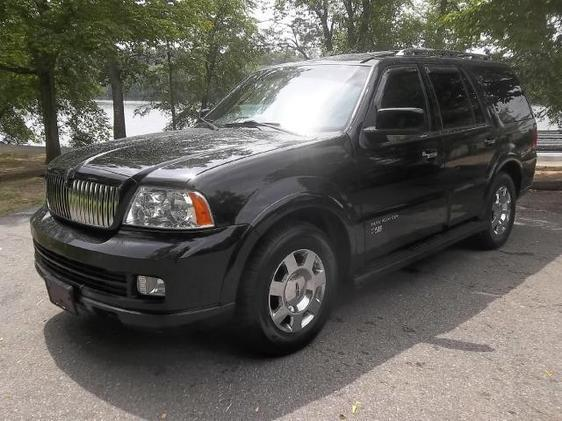used 2006 lincoln navigator for sale