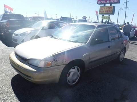 2001 Chevrolet Prizm for sale in Oklahoma City, OK