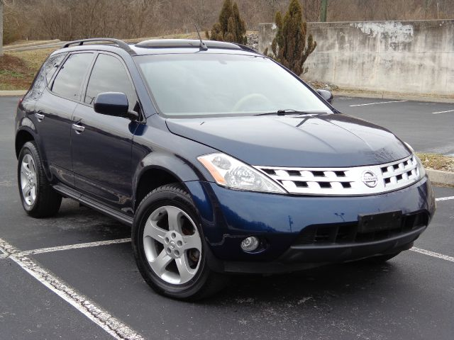 2004 nissan murano sl awd for sale in knoxville louisville alcoa turon auto sales. Black Bedroom Furniture Sets. Home Design Ideas