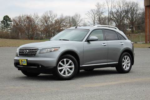 2006 Infiniti FX35 for sale in Knoxville, TN