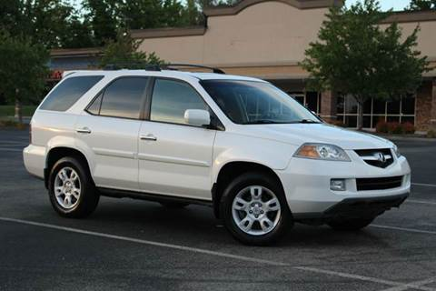 2006 Acura MDX for sale in Knoxville, TN