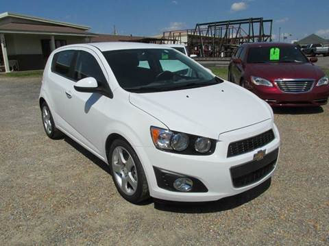 2016 Chevrolet Sonic for sale in Murray, KY