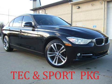 2013 BMW 3 Series for sale in Hudson, OH