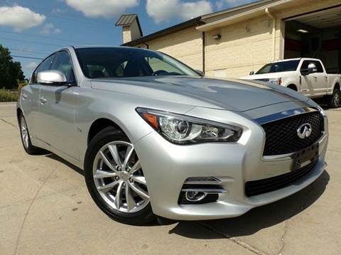 2017 Infiniti Q50 for sale in Hudson, OH