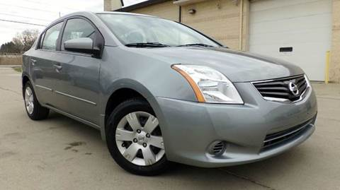 2012 Nissan Sentra for sale in Hudson, OH