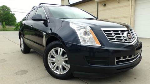 2014 Cadillac SRX for sale in Hudson, OH