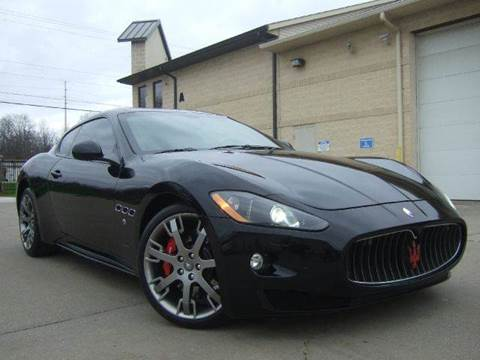 2010 Maserati GranTurismo for sale in Hudson, OH