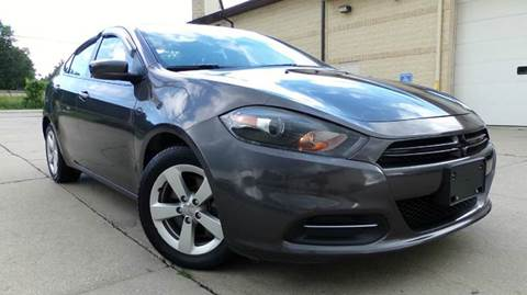 2015 Dodge Dart for sale in Hudson, OH
