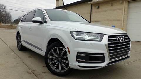2017 Audi Q7 for sale in Hudson, OH