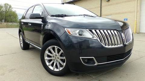 2013 Lincoln MKX for sale in Hudson, OH