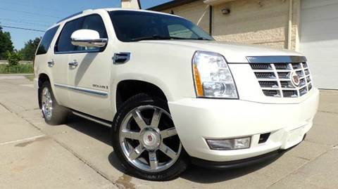 2009 Cadillac Escalade Hybrid for sale in Hudson, OH