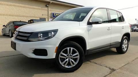 2014 Volkswagen Tiguan for sale in Hudson, OH