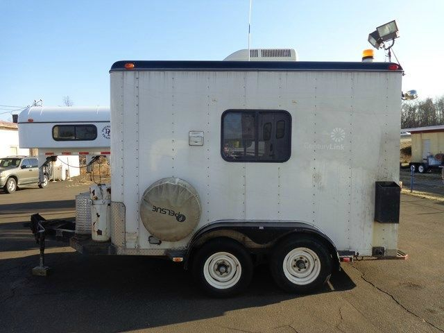 1995 OFFICE TRAILER PELSUE  UTILITY SERVICE MOBILE