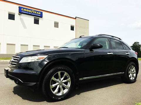 2008 Infiniti FX35 for sale in Levittown, PA