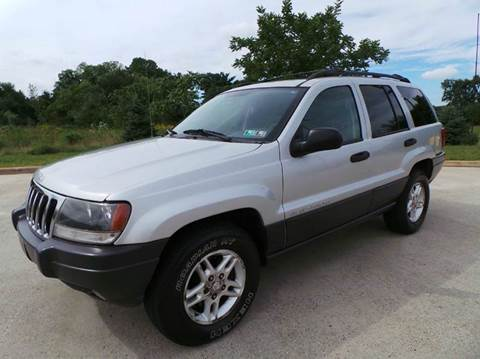 2003 Jeep Grand Cherokee for sale in Levittown, PA