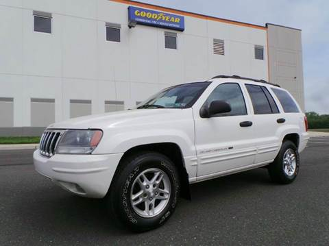 2002 Jeep Grand Cherokee for sale in Levittown, PA