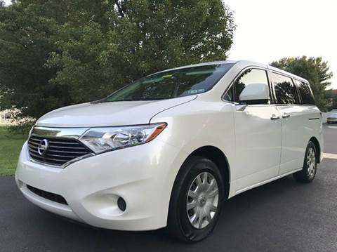2012 Nissan Quest for sale in Levittown, PA