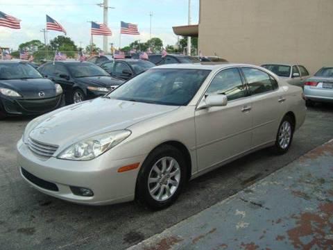 2004 Lexus ES 330 for sale in Hollywood, FL