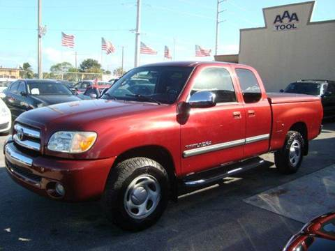 2006 Toyota Tundra for sale in Hollywood, FL