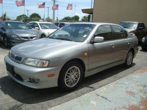 2000 Infiniti G20 for sale in Hollywood, FL